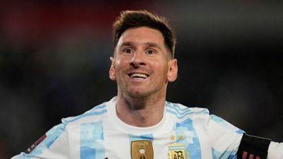 Messi supera récord de Pelé