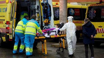 España registra un nuevo máximo por coronavirus en 24 horas: 849 fallecimientos y 9.222 contagios