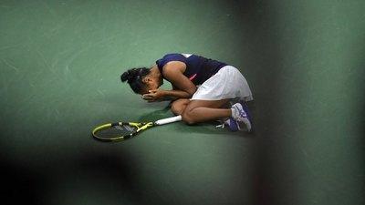 A sus 19 años, Leylah Fernández espera en la gran final del US Open