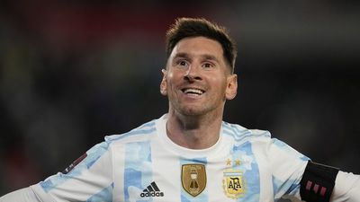 Messi monumental