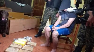 Cae soldado de clan Rotela: drogas salían de su casa a la cárcel y a la calle