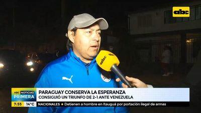 ¿Debe seguir Eduardo Berizzo como DT de la Albirroja?