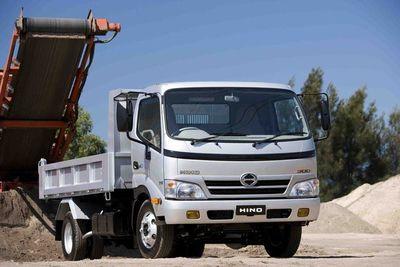 """Hino: con """"Eco Drive"""", Toyotoshi apuesta a la sustentabilidad"""