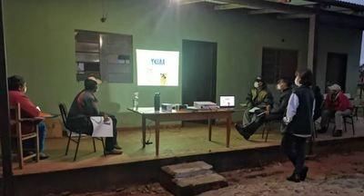 Presentan proyecto Y Kuaa a nuevas comunidades rurales de Paraguay