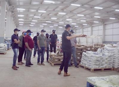 Vitamix inaugura nueva planta de nutrición animal en Alto Paraná