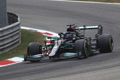 Hamilton marca territorio en el FP1 de Monza