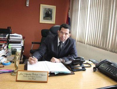 José Delmás es el primer inscripto para ocupar el cargo vacante en la Corte · Radio Monumental 1080 AM