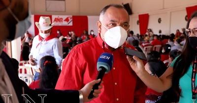 La Nación / San Pedro: candidatos piden que la unidad de la ANR no sea solo coyuntural