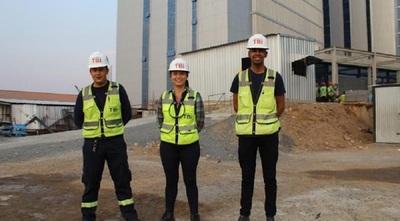Construcción de las Oficinas de Gobierno brinda oportunidades laborales a unos 600 trabajadores