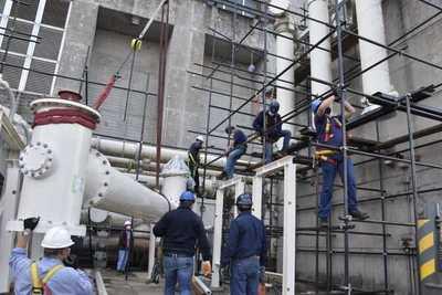 Yacyretá culmina adecuaciones por USD 20 millones y anuncian viabilidad de la soberanía energética