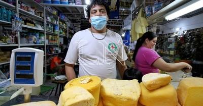 La Nación / Comerciantes de Encarnación buscan ayuda ante deudas por cierre de fronteras