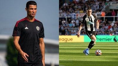 Cristiano Ronaldo redebutará en el Manchester ante el Newcastle de Almirón