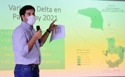 Se reportan 58 casos nuevos de la variante Delta en Paraguay