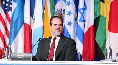 El presidente del BID visitará Paraguay