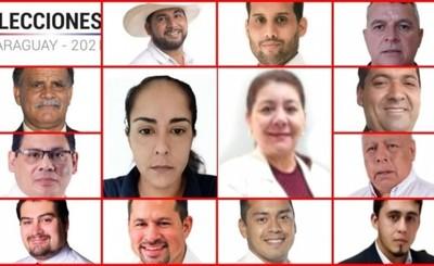 Trece candidatos quieren ser intendente de Ciudad del Este