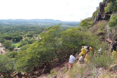 Los seis cerros que invitan a disfrutar de la naturaleza en Paraguarí