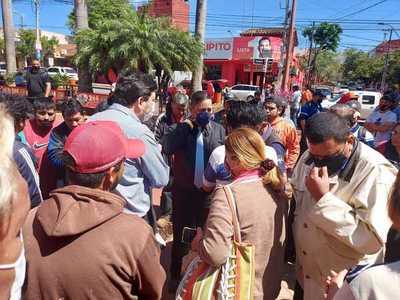 Funcionarios de aseo urbano no descartan más manifestación