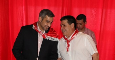 La Nación / Cartes y Abdo sellarán mañana la unidad colorada en Ybycuí