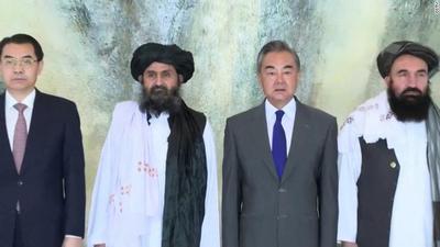 China sobornará a los talibanes para obtener lo que quiere del país