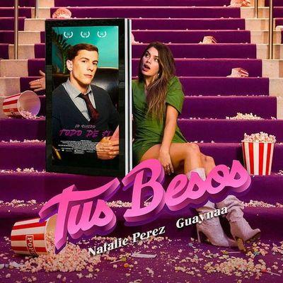 "Natalie Pérez y Guaynaa unen sus voces a distancia en ""Tus besos"""