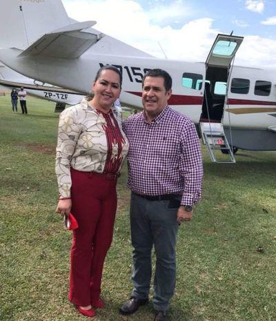 Ordenan detención de exdiputada Perla de Vázquez imputada por estafa