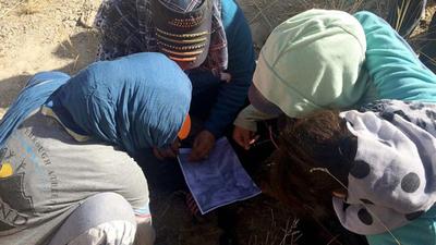 Jóvenes deportistas afganas buscan desesperadas cómo escapar de los talibanes