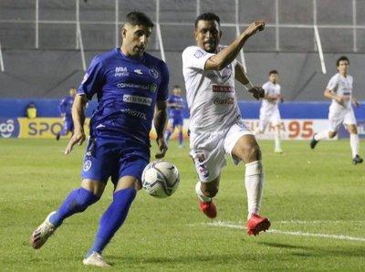 Nacional y Sol de América igualaron 1-1 en el inicio de la 8va. fecha.