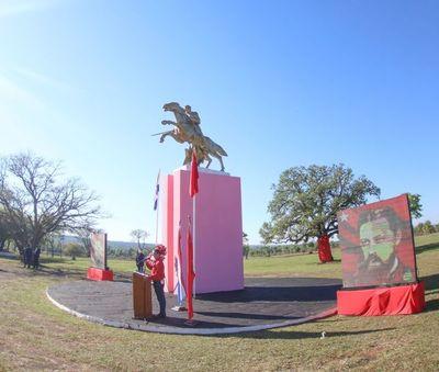 En conmemoración de su 134º aniversario de fundación, ANR hará masivo acto en Ybycuí