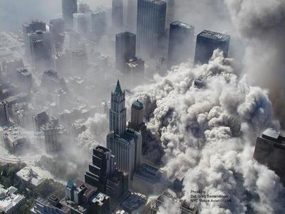 ¿Qué hacías cuando cayeron las torres?