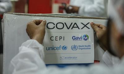 Salud anuncia llegada de vacunas contra el Covid-19 del mecanismo Covax