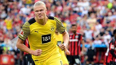 Borussia Dortmund se impone con doblete de Haaland