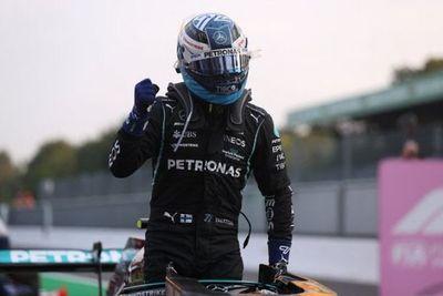 Bottas consigue la pole sprint en Monza