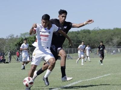 Olimpia y Libertad al frente en la Sub 17