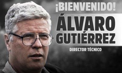 Gutiérrez espera estar 'a la altura de uno de los equipos más grandes de América'