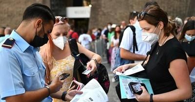La Nación / Nueva movilización contra el pasaporte sanitario en Francia