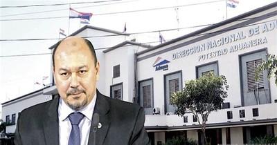La Nación / Carga ilegal: director de Aduanas sigue gozando de la confianza de Abdo