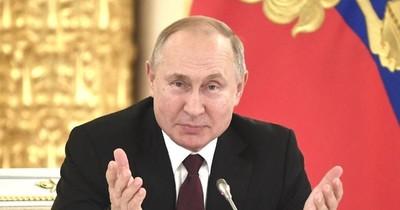 La Nación / Putin inaugura un monumento gigante del legendario príncipe ruso Alejandro Nevsky