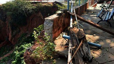 Ita Pytã Punta, un potencial sitio turístico en deterioro progresivo