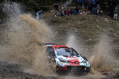 Rovanperä se lleva el Rally, Zaldívar décimo en su categoría