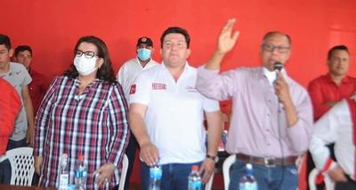 Líderes de Repatriación ratifican su total apoyo a Carlos Godoy