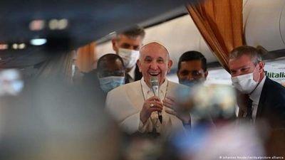 """El papa Francisco advierte que el antisemitismo en Europa es """"una mecha que hay que apagar"""""""
