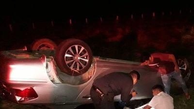 Seguidilla de accidentes de tránsito deja varios lesionados en Misiones