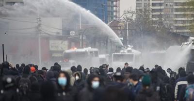 La Nación / Chile recordó 48 años del golpe militar de Pinochet entre incidentes