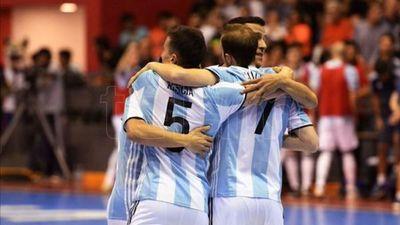 Con Argentina como defensora del título, comienza el Mundial de futsal