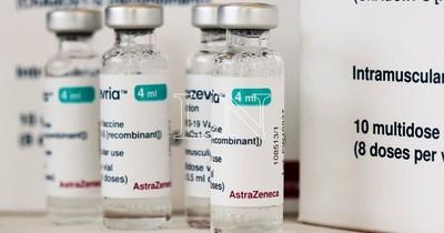 La Nación / Mañana lunes llegan 306 mil dosis más de AstraZeneca