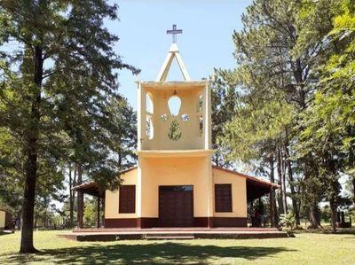 Tambory; hoy se inicia la novena a la Virgen de Caacupé