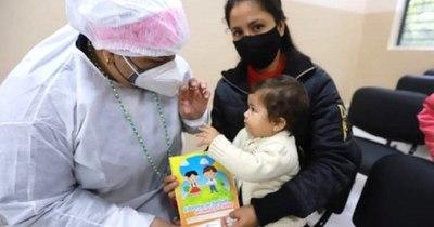 La Nación / Instan a completar vacunación de los niños