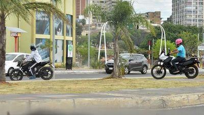 Motociclistas lideran  el ránking de infractores y accidentes de tránsito