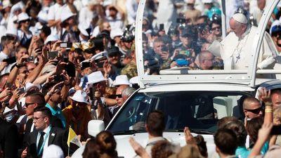 En Eslovaquia el Papa pide una Europa sin ideologías