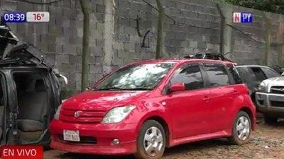 """Ola de robo de autos se concentra en vehículos """"Chileré"""""""